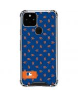 New York Mets Full Count Google Pixel 5 Clear Case