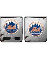 New York Mets Game Ball Galaxy Z Flip Skin