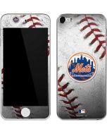 New York Mets Game Ball Apple iPod Skin