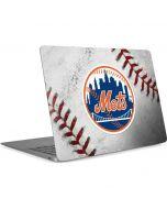 New York Mets Game Ball Apple MacBook Air Skin