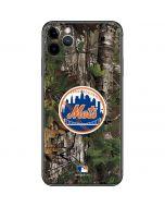 New York Mets Realtree Xtra Green Camo iPhone 11 Pro Max Skin