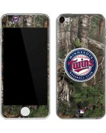 Minnesota Twins Realtree Xtra Green Camo Apple iPod Skin