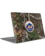 New York Mets Realtree Xtra Green Camo Apple MacBook Air Skin