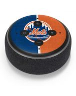 New York Mets Split Amazon Echo Dot Skin