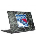New York Rangers Camo HP Envy Skin