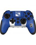 New York Rangers Color Pop PlayStation Scuf Vantage 2 Controller Skin