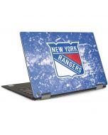 New York Rangers Frozen Dell XPS Skin
