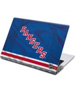 New York Rangers Home Jersey Yoga 910 2-in-1 14in Touch-Screen Skin