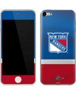 New York Rangers Jersey Apple iPod Skin