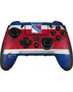 New York Rangers Jersey PlayStation Scuf Vantage 2 Controller Skin