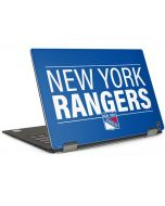 New York Rangers Lineup Dell XPS Skin