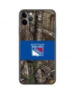 New York Rangers Realtree Xtra Camo iPhone 11 Pro Max Skin