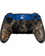 New York Rangers Realtree Xtra Camo PlayStation Scuf Vantage 2 Controller Skin