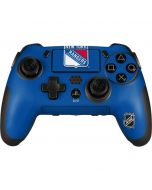 New York Rangers Solid Background PlayStation Scuf Vantage 2 Controller Skin