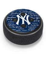 New York Yankees - Cap Logo Blast Amazon Echo Dot Skin