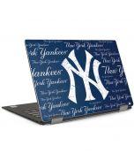 New York Yankees - Cap Logo Blast Dell XPS Skin