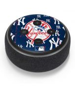 New York Yankees - Primary Logo Blast Amazon Echo Dot Skin