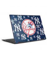 New York Yankees - Primary Logo Blast HP Envy Skin