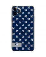 New York Yankees Full Count iPhone 11 Pro Max Skin
