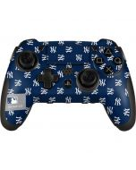 New York Yankees Full Count PlayStation Scuf Vantage 2 Controller Skin