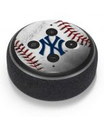 New York Yankees Game Ball Amazon Echo Dot Skin