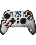 New York Yankees Game Ball PlayStation Scuf Vantage 2 Controller Skin