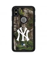 New York Yankees Realtree Xtra Green Camo Otterbox Commuter iPhone Skin