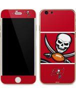 Tampa Bay Buccaneers Zone Block iPhone 6/6s Skin