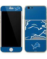 Detroit Lions Zone Block iPhone 6/6s Skin