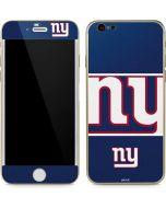 New York Giants Zone Block iPhone 6/6s Skin