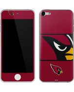 Arizona Cardinals Zone Block Apple iPod Skin