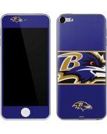 Baltimore Ravens Zone Block Apple iPod Skin