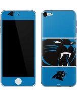 Carolina Panthers Zone Block Apple iPod Skin
