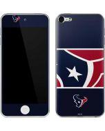 Houston Texans Zone Block Apple iPod Skin