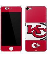 Kansas City Chiefs Zone Block Apple iPod Skin