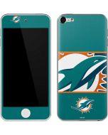 Miami Dolphins Zone Block Apple iPod Skin