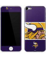 Minnesota Vikings Zone Block Apple iPod Skin