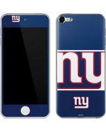 New York Giants Zone Block Apple iPod Skin