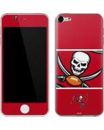Tampa Bay Buccaneers Zone Block Apple iPod Skin