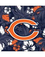 Chicago Bears Tropical Print iPhone X Waterproof Case