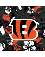 Cincinnati Bengals Tropical Print Galaxy S6 Edge Skin
