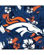 Denver Broncos Tropical Print Apple AirPods Skin