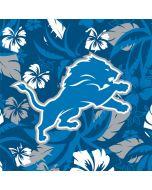 Detroit Lions Tropical Print HP Chromebook Skin