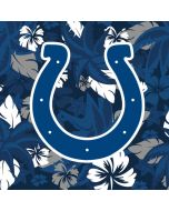 Indianapolis Colts Tropical Print Yoga 910 2-in-1 14in Touch-Screen Skin