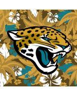 Jacksonville Jaguars Tropical Print Galaxy S6 Edge Skin