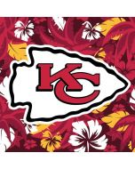 Kansas City Chiefs Tropical Print iPhone X Waterproof Case