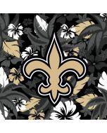 New Orleans Saints Tropical Print Nintendo Switch Bundle Skin