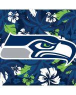 Seattle Seahawks Tropical Print Nintendo Switch Bundle Skin