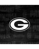 Green Bay Packers Black & White Surface Pro 6 Skin