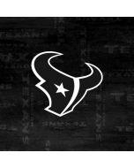 Houston Texans Black & White iPad Charger (10W USB) Skin